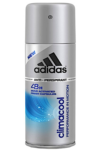 Adi­das Cli­ma­cool man deo­spray  150 ml
