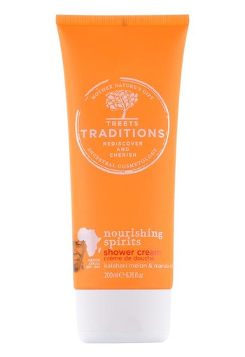 Treets Nourishing Spirits shower cream (200 ml)