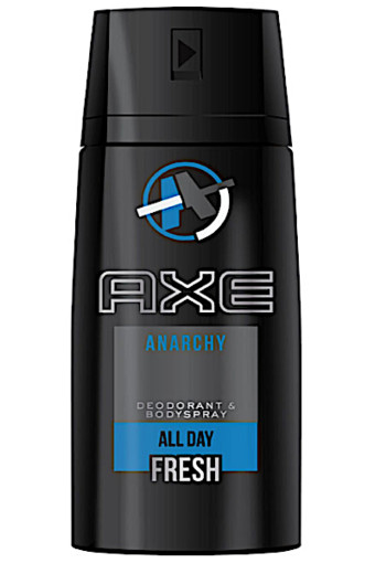 Axe Bo­dy­spray de­o­do­rant an­ar­chy  150 ml