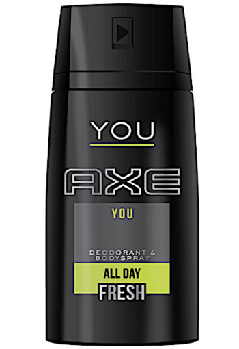 Axe You de­o­do­rant 150 ml