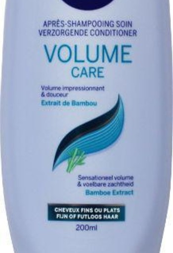 Nivea Conditioner volume care (200 ml)