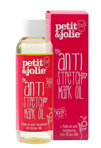 Petit & Jolie Anti striae mark oil (100 ml)