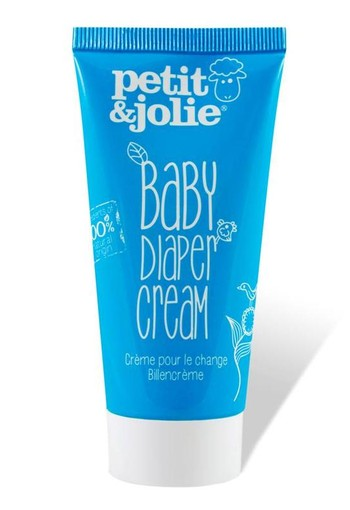 Petit & Jolie Baby diaper cream mini (50 ml)
