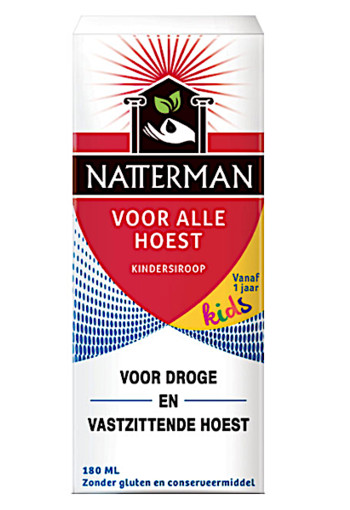 Nat­ter­man Kin­der­si­roop  180 ml