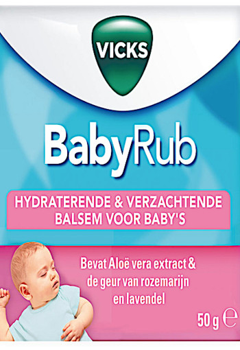 Vicks Ba­by­Rub 50 g