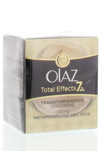 Olaz Total effect transformerende oogcreme (15 ml)
