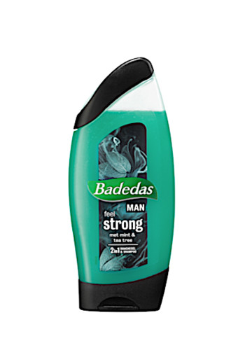 Ba­dedas Dou­che­gel feel strong 250 ml