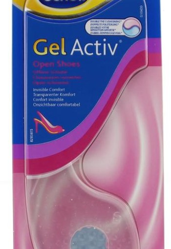 Scholl Gel active open shoes (1 paar)