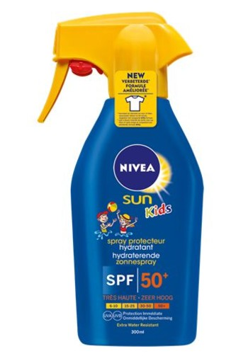 Nivea Sun protect & hydrate child tigger spray SPF50+ (300 ml)