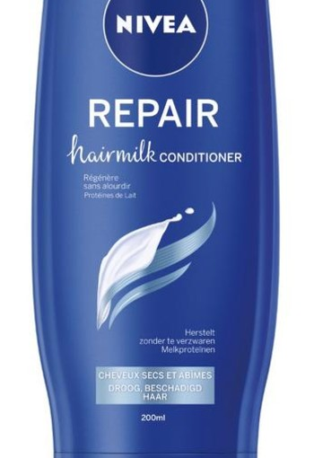 Nivea Hairmilk conditioner (200 ml)