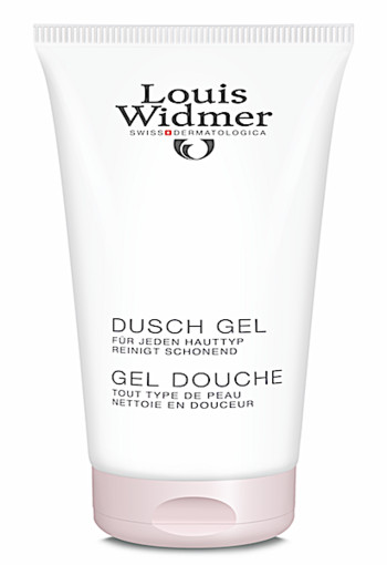 Louis Widmer Douche Gel zonder parfum Douchegel 200 ml