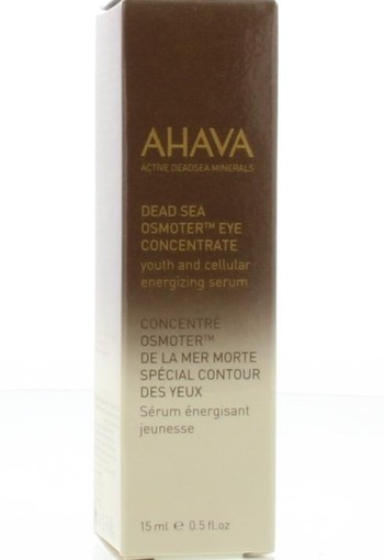Ahava Dead sea osmoter eye concentrate (15 ml)