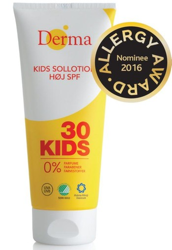 Derma Sun kids lotion SPF30 (200 ml)