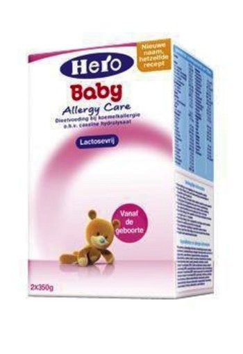 Hero 1 Zuigelingenvoeding Allergy Care 700g