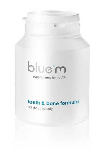 Bluem Teeth & bone formula (90 capsules)