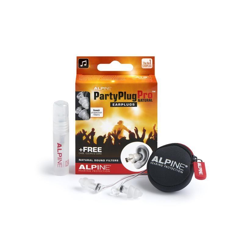 breed bereik lage kosten goedkoop kopen Alpine Partyplug pro natural (1 paar)