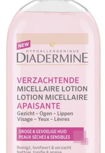 Diadermine Comforting micellair milk (400 ml)