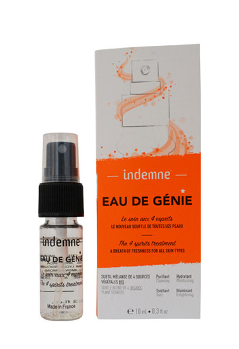 Indemne Toner eau de genie bio (10 ml)