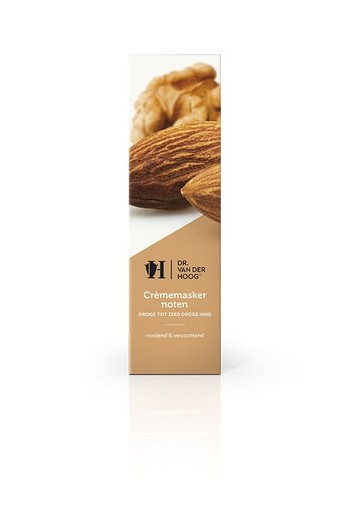 Dr Vd Hoog Crememasker noten (10 ml)