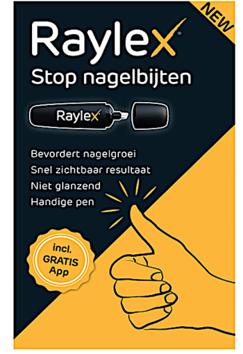 Ray­lex An­ti-na­gel­bijt 3 g