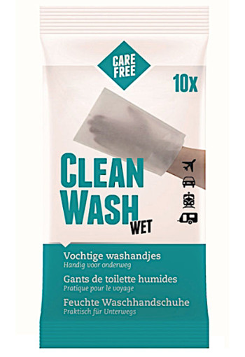 Ca­re Free Clean wash wet 255 g