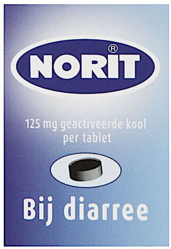 No­rit Ta­blet­ten 125 mg 50 stuks