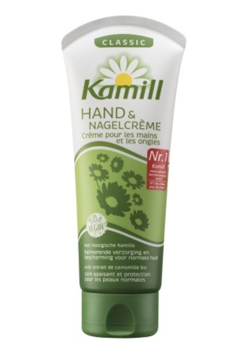 Kamill Hand & nagelcreme classic (100 ml)