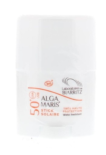 Lab De Biarritz Algamaris sunscreen stick F50+ (25 gram)