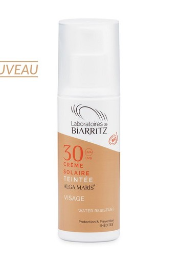 Lab De Biarritz Algamaris sunscreen cream f30 light (50 ml)