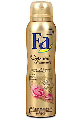 Fa Deospray Oriental Moments -150ml