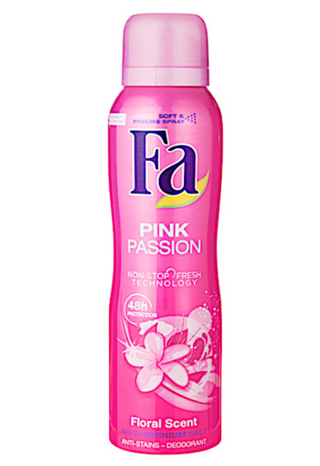 Fa Deo­spray pink pas­si­on 150 ml