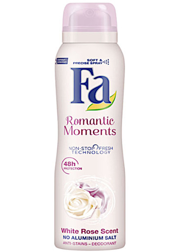 Fa Deo­spray ro­man­tic mom 48 hr 150 ml