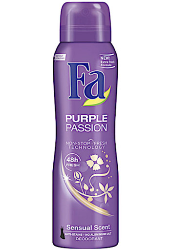 Fa Deo­spray pur­ple pas­si­on 150 ml