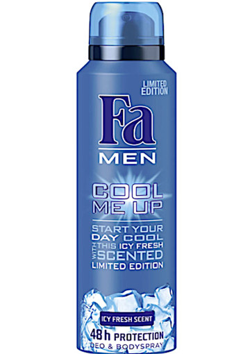 Fa Deo­spray men coo­l me up  150 ml