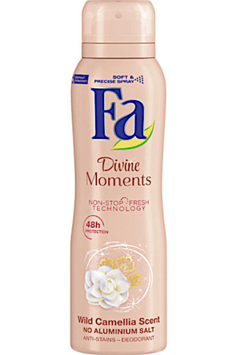 Fa De­o­do­rant di­vi­ne  150 ml