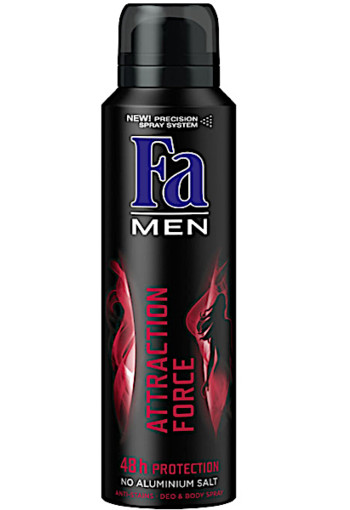 Fa Deo­spray men at­trac­ti­on for­ce  150 ml
