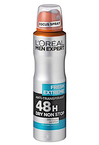 L'Oréal Paris Men Expert Fresh Extreme Deodorant Spray 150ml