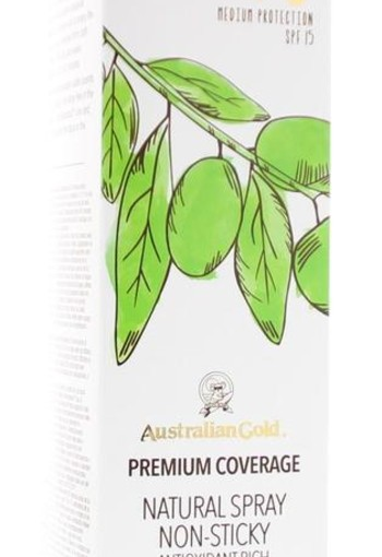 Australian Gold Botanical continuous spray SPF15 (177 ml)