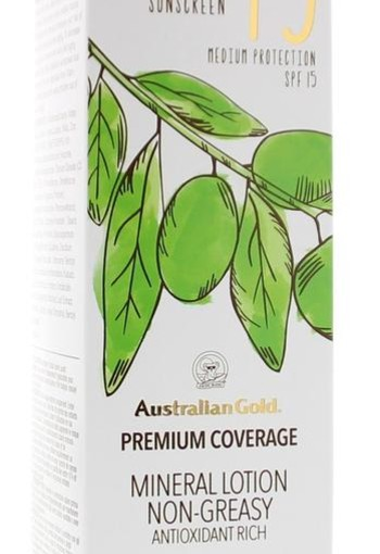 Australian Gold Botanical lotion SPF15 (147 ml)