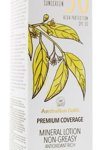 Australian Gold Botanical lotion SPF30 (147 ml)