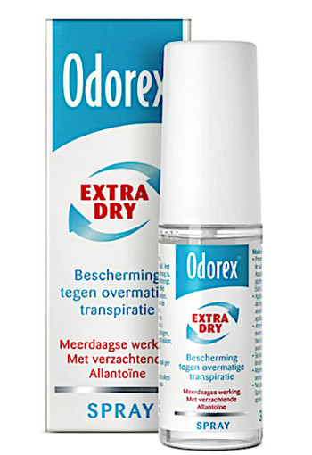 Odorex Ex­tra dry pomp­spray 30 ml