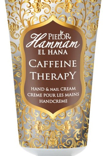 Hammam El Hana Caffeine therapy hand cream (50 ml)