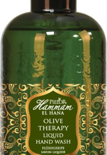 Hammam El Hana Olive therapy liquid hand wash (400 ml)