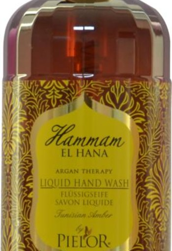 Hammam El Hana Argan therapy Tunisian amber liquid hand wash (400 ml)