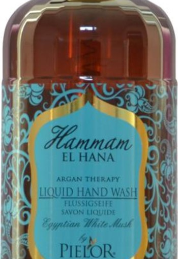 Hammam El Hana Argan therapy Egyptian musk liquid hand wash (400 ml)