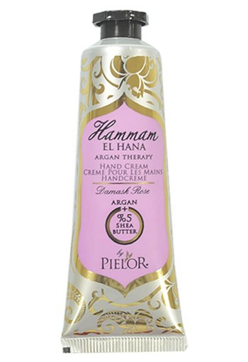 Hammam El Hana Argan therapy Damask rose hand cream (30 ml)
