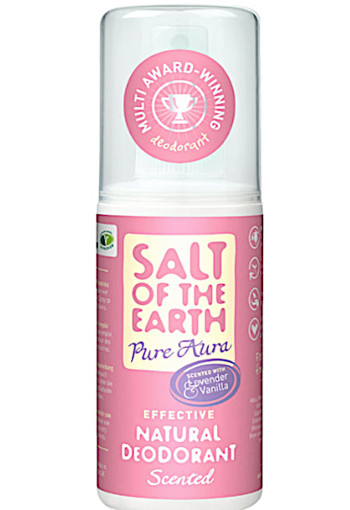 Salt of the Earth Pu­re au­ra spray  100 ml