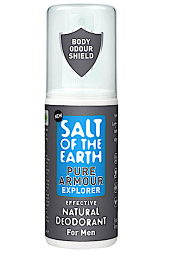 Salt of the Earth Pu­re ar­mour spray for men  100 ml