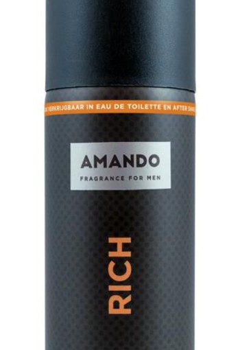 Amando Rich deodorant spray (150 ml)