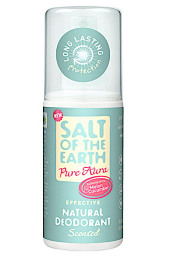 Salt of the Earth Pu­re au­ra spray me­lon & cu­cum­ber  100 ml